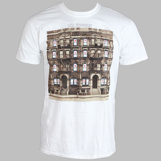 t-shirt metal uomo Led Zeppelin - Psychical Graffiti - LIVE NATION, LIVE NATION, Led Zeppelin