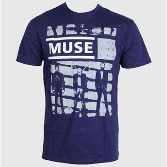 t-shirt metal uomo Muse - Shade Of Grey - BRAVADO, BRAVADO, Muse