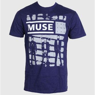 t-shirt metal uomo Muse - Shade Of Grey - BRAVADO, BRAVADO, Muse