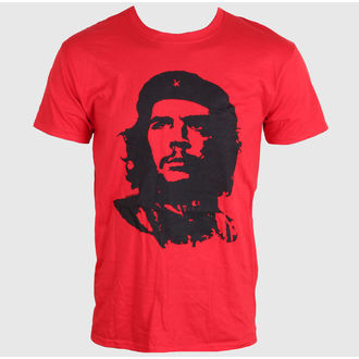 t-shirt Che Guevara - Red Face - LIVE NATION, LIVE NATION, Che Guevara