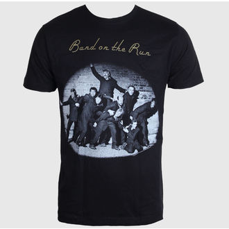 t-shirt metal uomo Beatles - Band On The Run - LIVE NATION, LIVE NATION, Beatles