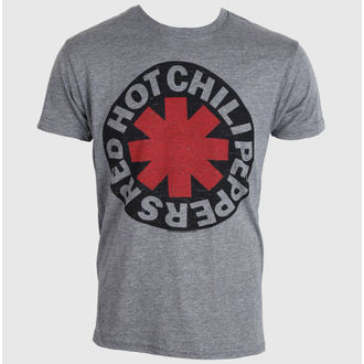 t-shirt metal uomo Red Hot Chili Peppers - Asterisk Circle - BRAVADO, BRAVADO, Red Hot Chili Peppers