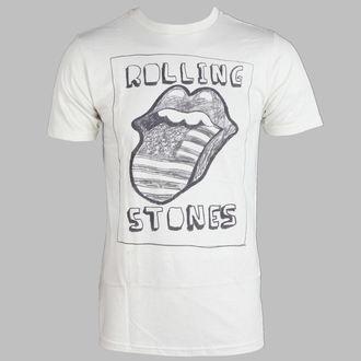 t-shirt metal uomo Rolling Stones - US Sketch Tongue - BRAVADO, BRAVADO, Rolling Stones
