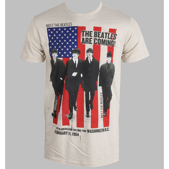t-shirt metal Beatles - Are Coming Sand - BRAVADO - 20611026