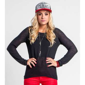 cardigan donna METAL MULISHA - ALTO TENSIONE, METAL MULISHA