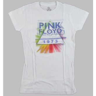 t-shirt metal donna Pink Floyd - Dark Side Mist - LIQUID BLUE, LIQUID BLUE, Pink Floyd