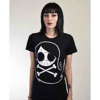 t-shirt hardcore donna - Tokyo Crossbones - Akumu Ink - 7TW15