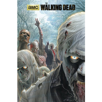 poster The Walking Dead - Zombie Tesoro - GB Posters, GB posters