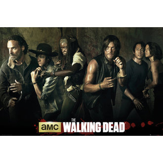 poster The Walking Dead - Stagione 5 - GB Posters, GB posters