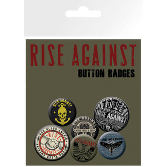 spille Rise Against - Che agita Hands - GB Posters, GB posters, Rise Against