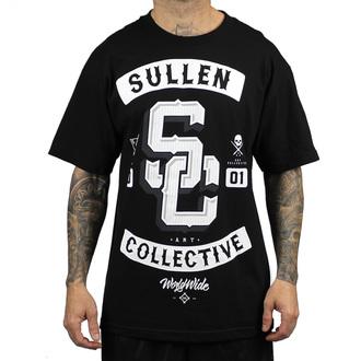 t-shirt hardcore uomo - Blaq Friday - SULLEN, SULLEN