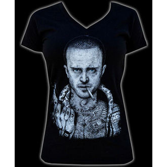 t-shirt hardcore donna - Wayne Maguire - BLACK MARKET, BLACK MARKET