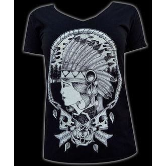 t-shirt hardcore donna - Adi - BLACK MARKET, BLACK MARKET