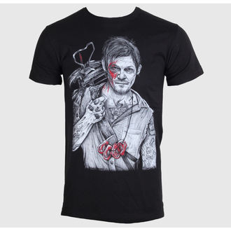 t-shirt hardcore uomo - Wayne Maguire - BLACK MARKET, BLACK MARKET