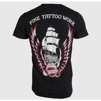t-shirt hardcore uomo - Adi - BLACK MARKET, BLACK MARKET