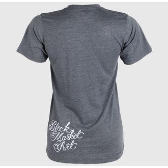t-shirt hardcore uomo - Leon Morley - BLACK MARKET, BLACK MARKET