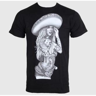 t-shirt hardcore uomo - Mouse Lopez - BLACK MARKET, BLACK MARKET
