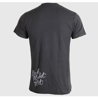 t-shirt hardcore uomo - Marcos Villagran - BLACK MARKET, BLACK MARKET
