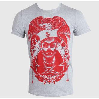 t-shirt hardcore uomo - Charlie Coffin - BLACK MARKET, BLACK MARKET