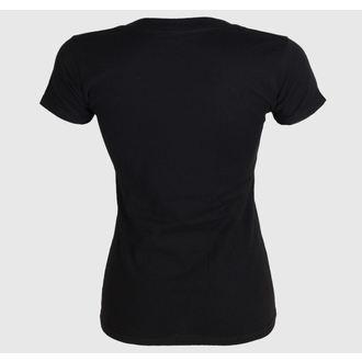 t-shirt hardcore donna - Ladies Death Before Decaf - BLACK MARKET, BLACK MARKET