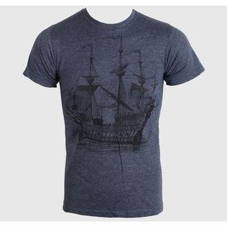 t-shirt hardcore uomo - Gents Galleon - BLACK MARKET, BLACK MARKET