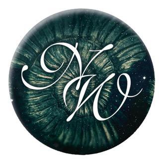 spilla Nightwish - NW Logo - NUCLEAR BLAST, NUCLEAR BLAST, Nightwish