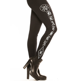pantaloni donna (leggings) CVLT NATION - Nero Mass - Nero, CVLT NATION