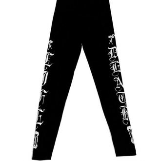 pantaloni donna (leggings) CVLT NATION - Lutto Prayer - Nero