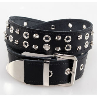 cintura PAS-009, BLACK & METAL