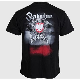 t-shirt metal uomo Sabaton - Poland - CARTON, CARTON, Sabaton