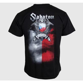 t-shirt metal uomo Sabaton - Czech Republic - CARTON, CARTON, Sabaton