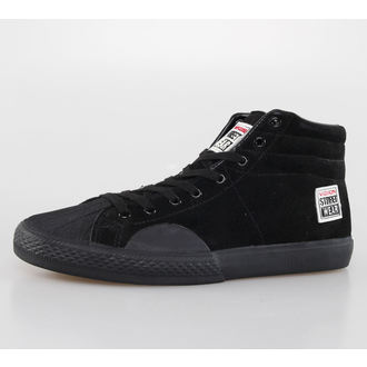 scarpe da ginnastica alte uomo - Suede HI - VISION, VISION