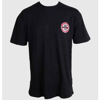 t-shirt street uomo - Black - VISION, VISION