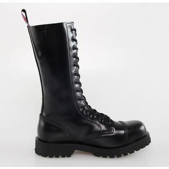 scarpe NEVERMIND - 14 fori - Nero Polido