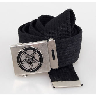 cintura PENTAGRAM - Nero, BLACK & METAL