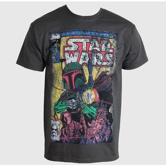 t-shirt film uomo Star Wars - Boba Blast Fotl - LIVE NATION, LIVE NATION