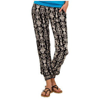 pantaloni donna PROTEST - Corley - True Nero, PROTEST