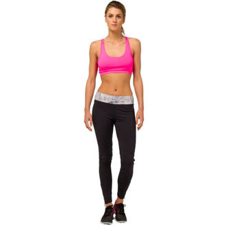 pantaloni donna (leggings) PROTEST - Runton Sport - Smoke, PROTEST