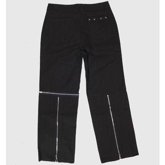 pantaloni uomo NECESSARY EVIL - Nero, NECESSARY EVIL
