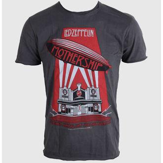 t-shirt metal uomo Led Zeppelin - - AMPLIFIED, AMPLIFIED, Led Zeppelin