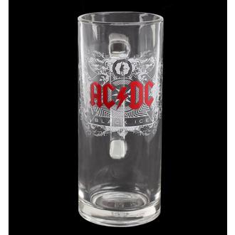 bicchiere per birrper AC / DC - FBI., F.B.I., AC-DC