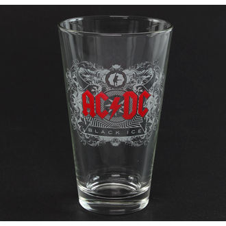 bicchiere AC / DC - FBI., F.B.I., AC-DC