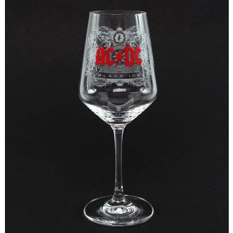 bicchiere per vino AC / DC - FBI., F.B.I., AC-DC