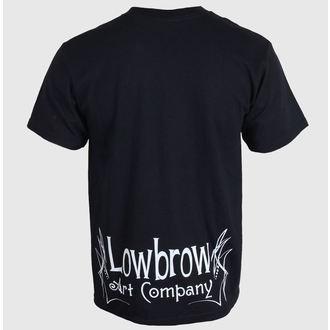t-shirt uomo - Lowbrow - BLACK MARKET, BLACK MARKET