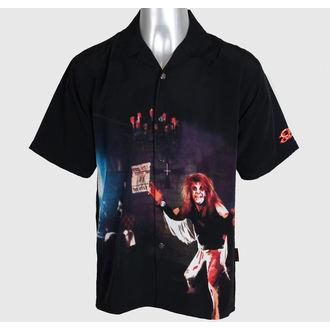 camicia Ozzy Osbourne - Nero, Ozzy Osbourne