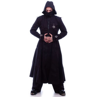 cappotto maschile -primaverile-autunnale- NECESSARIO - Evil Marduk - BLACK, NECESSARY EVIL