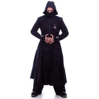 cappotto maschile -primaverile-autunnale- NECESSARIO - Evil Marduk - BLACK, NECESSARY EVIL