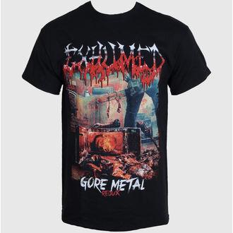 t-shirt metal uomo Exhumed - Gore Metal Redux - RAZAMATAZ, RAZAMATAZ, Exhumed