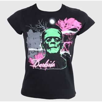 t-shirt donna - Black - DARKSIDE, DARKSIDE