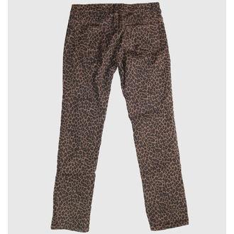 pantaloni donna COLLECTIF - Leopard